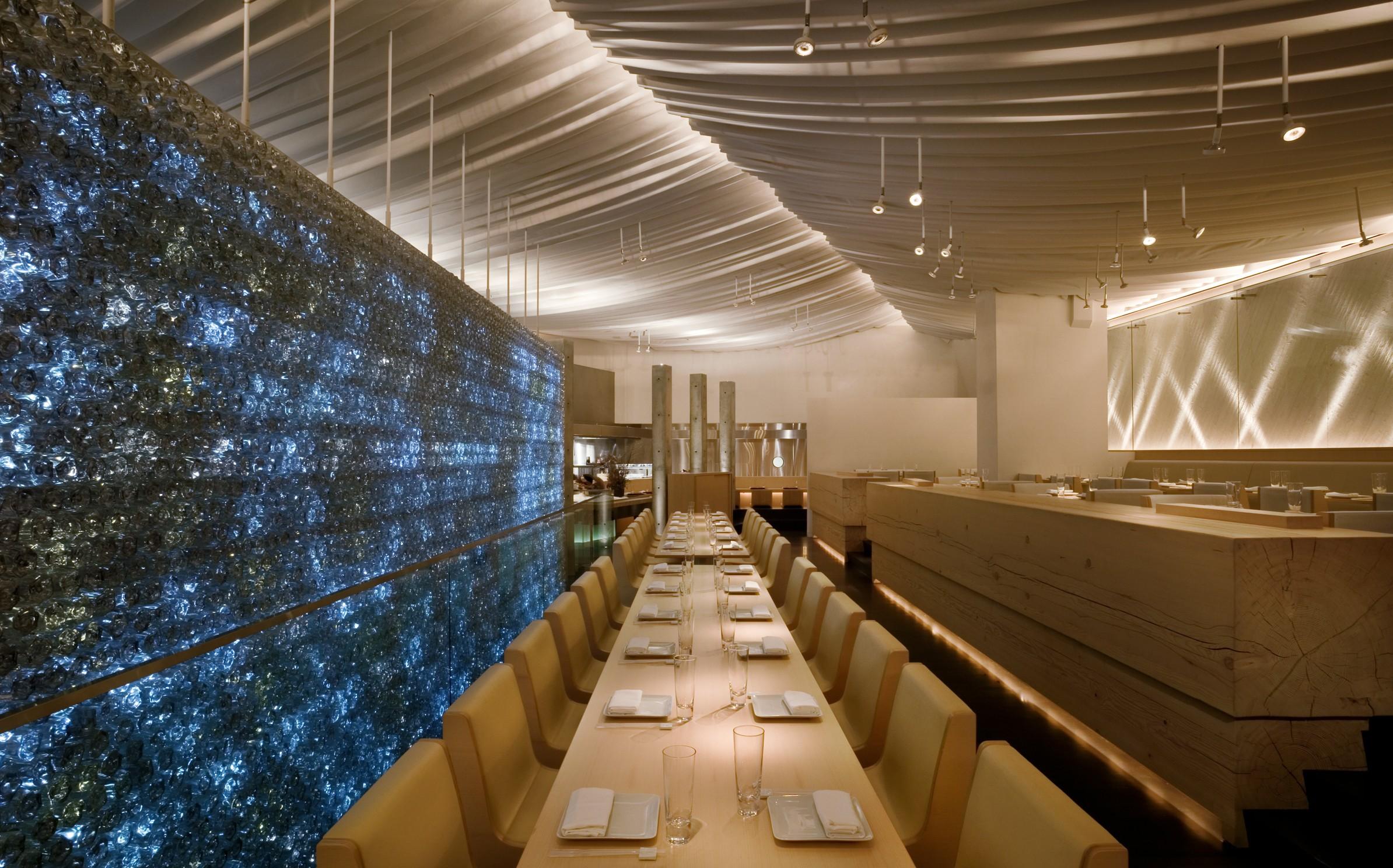 Chef Morimoto New York Restaurant